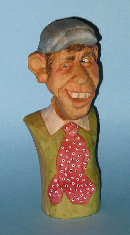 How to carve a caricature out of basswood wood carving udemy